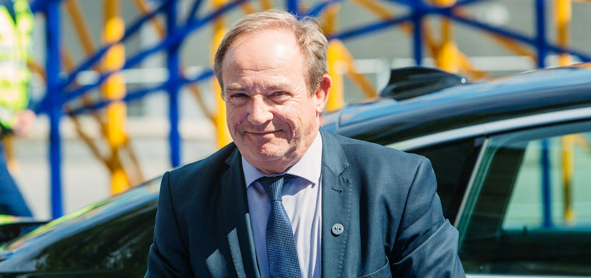 José Javier Castrodeza, secretario general de Sanidad, ha eludido si el Ministerio se ha reunido ya con representantes de la farmacéutica Grünenthal.