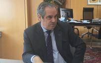 Jesús Aguilar, presidente del Consejo General de Colegios Oficiales de Farmacéuticos