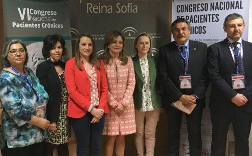 El Reina Sofía de Córdoba, punto de encuentro de los pacientes crónicos de la mano de Semergen
