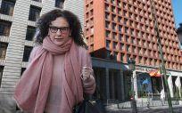 Carolina González Criado iba a fichar supuestamente por el Ministerio de Sanidad