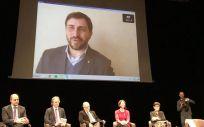 Comín inaugura por videoconferencia el Congreso Catalán de Urgencias y Emergencias