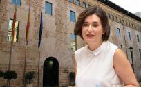 Carmen Montón, consejera de Sanidad Universal y Salud Pública de la Comunidad Valenciana