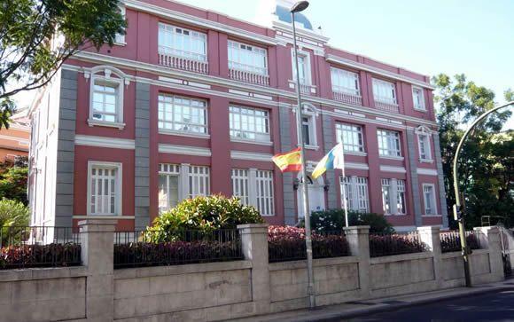 Sede de la Consejería de Sanidad de Canarias