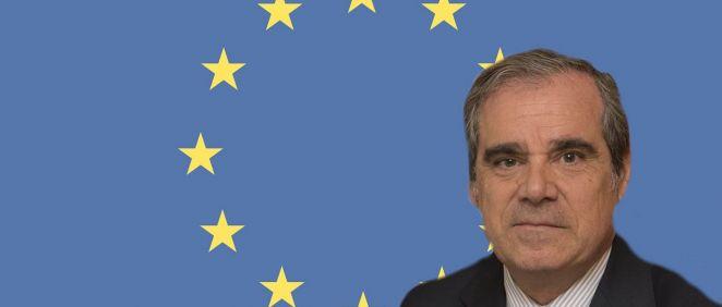 Jesús Aguilar, presidente del Consejo General de Farmaceúticos y de la Agrupación Farmacéutica Europea