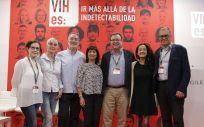 """Encuentro """"VIH: Ir más allá de la indetectabilidad"""""""
