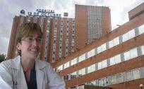 Carmen Martínez de Pancorbo, gerente del Hospital 12 de Octubre