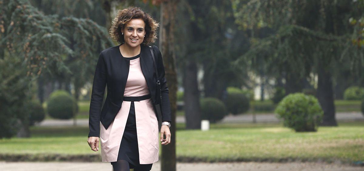 La formación morada defenderá una enmienda para que se rebaje un 7% el sueldo de la ministra de Sanidad, Dolors Montserrat.
