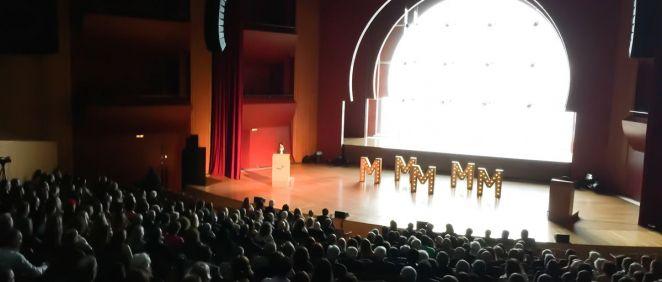 Homenaje por los cien años del Colegio de Médicos de Las Palmas