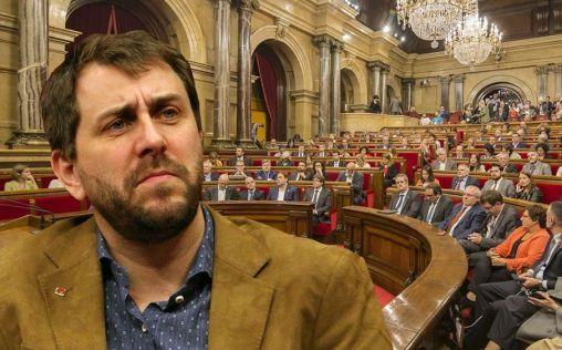 Comín cede y pide delegar su voto ante una próxima sesión de investidura