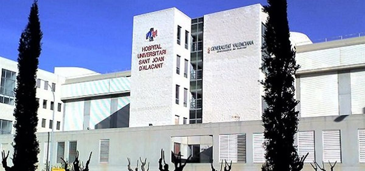 Hospital Universitario Sant Joan de Alicante