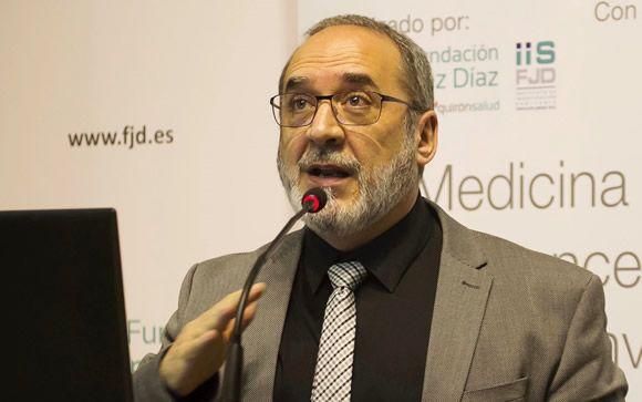 El doctor Juan Cruz Cigudosa