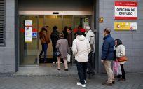 La tasa de paro en España se sitúa en el 16,74% según la EPA