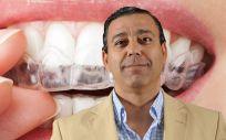 El presidente del Consejo General de Dentistas, Óscar Castro Reino