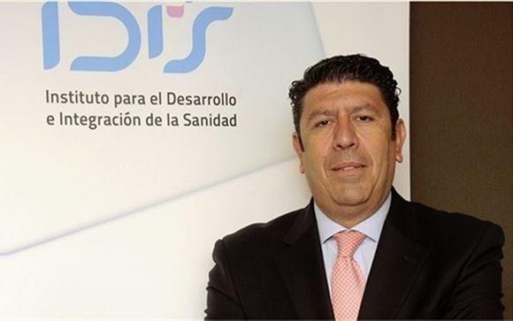 Manuel Vílchez, director general de IDIS.