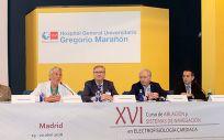 El hospital ha reunido a expertos de todo el país para presentar los avances en sistemas de navegación cardiaca que se incorporan a la práctica clínica