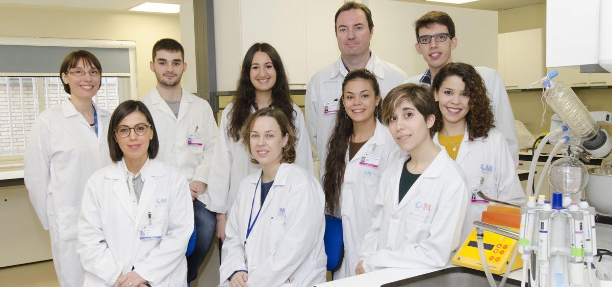 Laboratorio de Inmuno-regulación (LIR) del Hospital General Universitario Gregorio Marañón