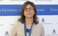 Belén Payá, presidenta del Colegio de Enfermería de Alicante