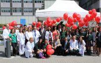 La Paz ha registrado 264 nuevos donantes (180 efectivos) de 611 extracciones