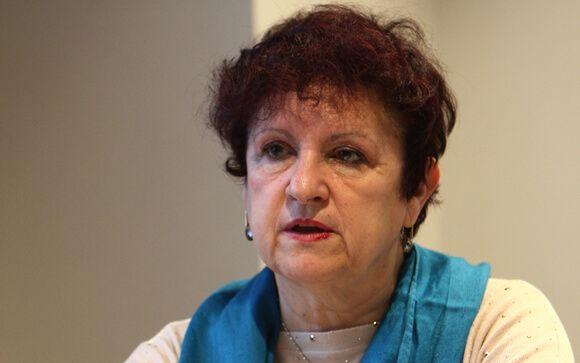 Pilar Giraldo, presidenta de la GEEDL