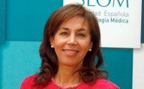 Pilar Garrido, vicepresidenta de Facme