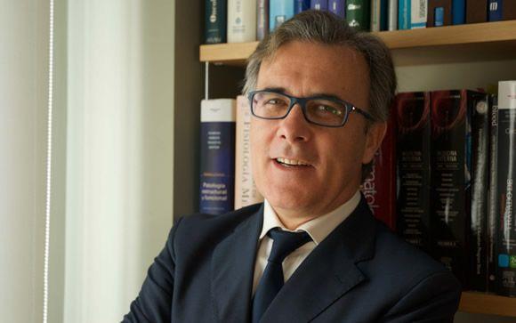 Carlos Solano, presidente del Grupo Español de Trasplante de Médula Ósea y Terapia Celular (GETH) de la SEHH.