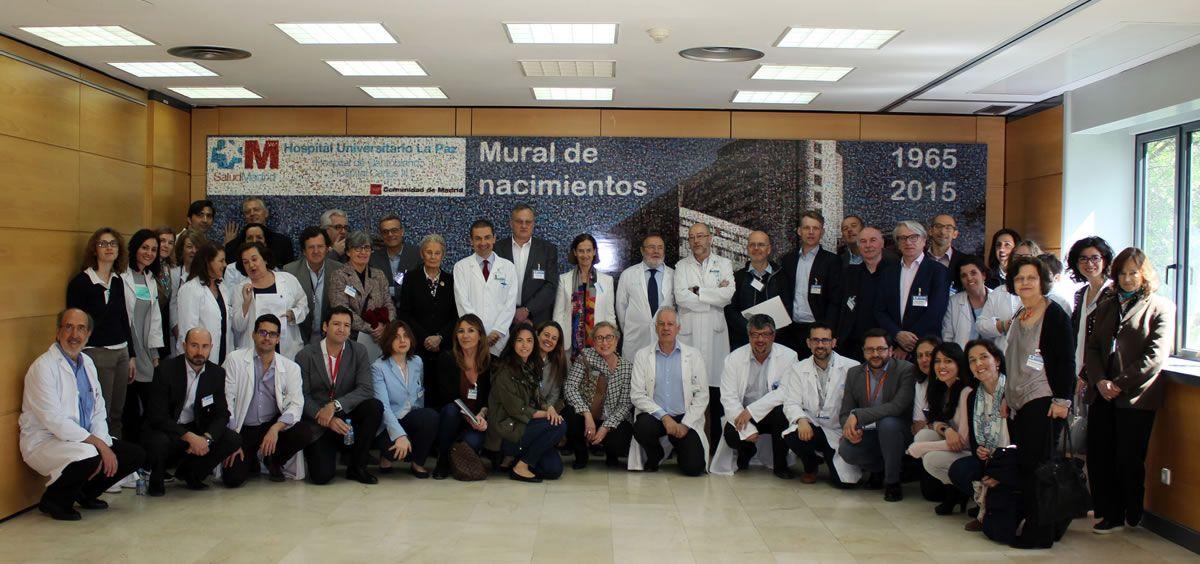 TransplantChild  es la única red coordinada desde España