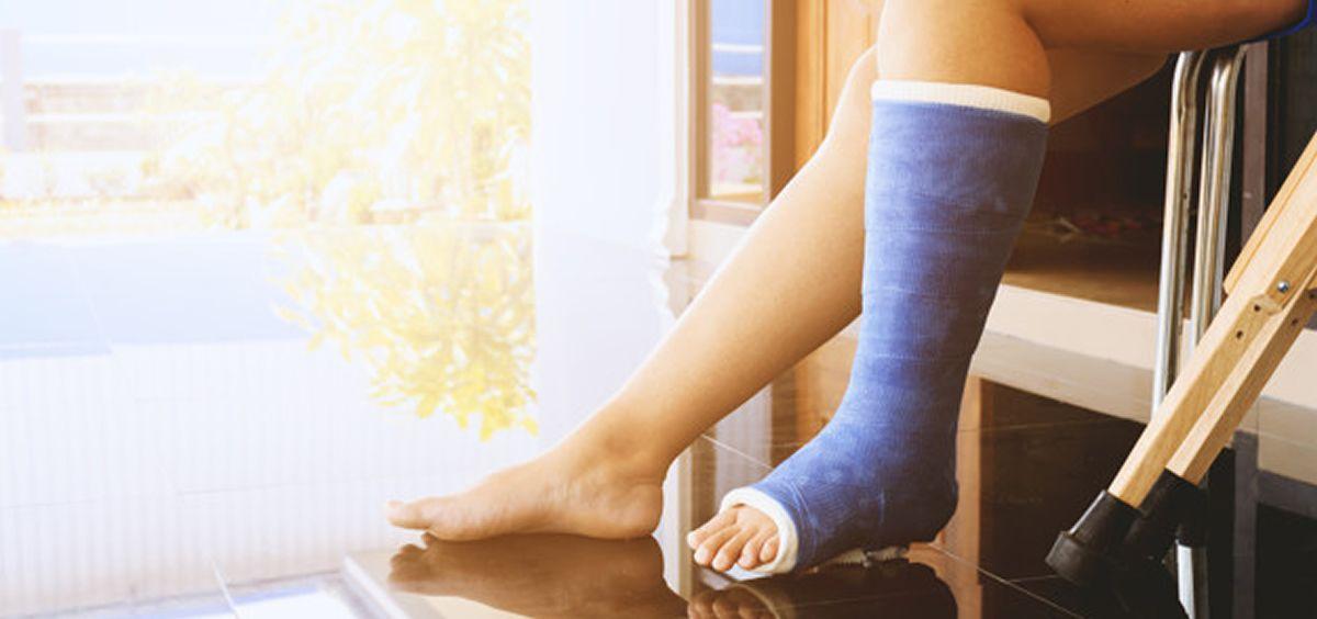 """La """"enfermedad de los huesos de cristal"""" es una patología rara caracterizada por un aumento de la fragilidad ósea"""