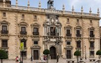 Fachada del Tribunal Superior de Justicia de Andalucía