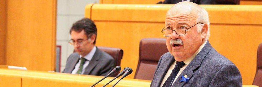 El hasta ahora senador Jesús Aguirre ha sido nombrado nuevo consejero de Salud y Familia de la Junta de Andalucía.