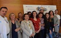 El Príncipe de Asturias hace balance de la labor de investigación en Enfermería