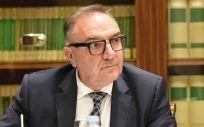 José Manuel Baltar, consejero de Sanidad de Canarias