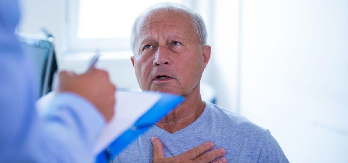 El riesgo vascular tiene una prevalencia muy alta, aunque depende mucho el rango de edad