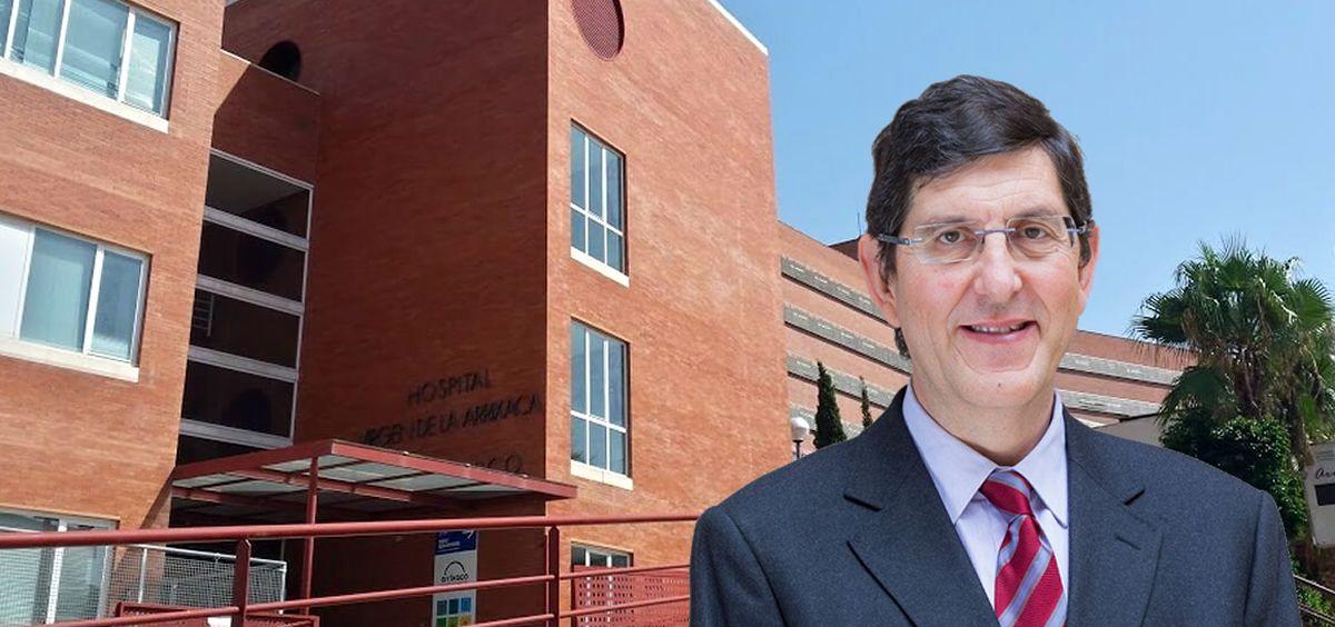 Una alianza ciudadana critica a la Consejería de Salud por ceder el Hospital Virgen de la Arrixaca a la UCAM para la realización de prácticas de Enfermería.