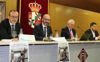 Íñigo Cortázar ha inaugurado las XXXII Jornadas del Día Internacional de la Enfermería (DIE)