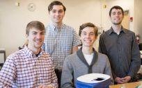 Un grupo de estudiantes de la Universidad de Grand Valley State (Estados Unidos) crea un nuevo aparato para la tos