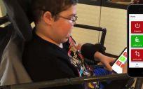 Una app facilita los movimientos de las personas con exoesqueletos