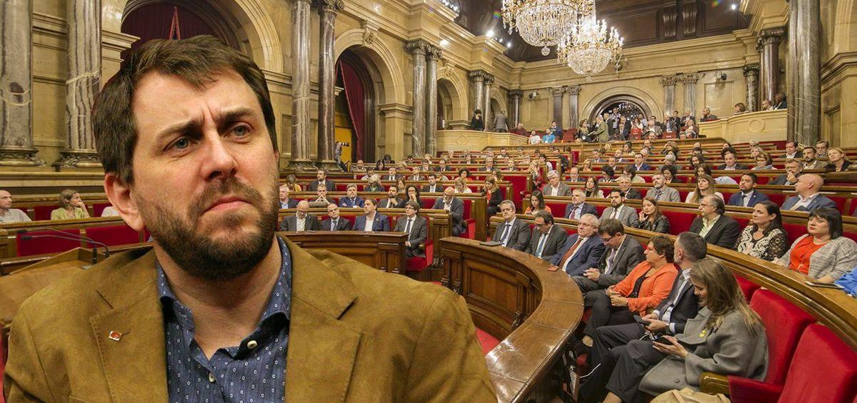 Comín, el único exconsejero que no ha rechazado repetir en la Generalitat en el nuevo ejecutivo que presidirá Quim Torra.