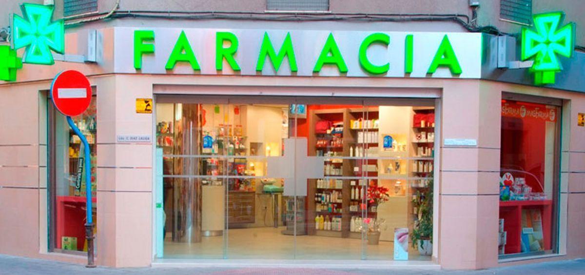 """En las capitales de provincias, como Madrid, la actividad comercial de las oficinas de farmacia """"puede disminuir hasta en un 25%""""."""