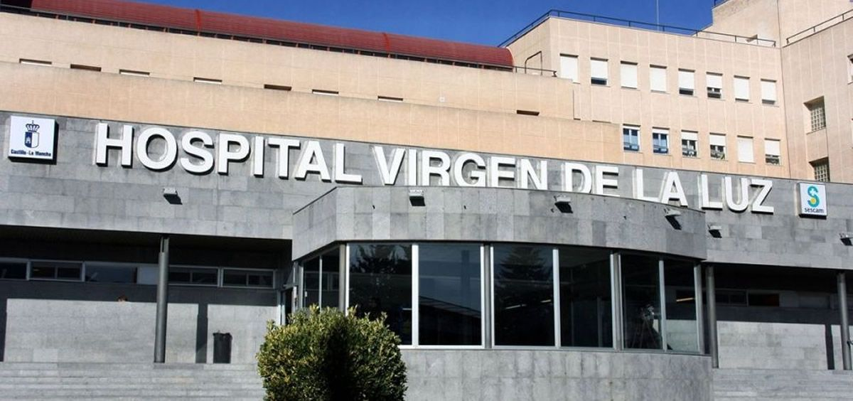 Hospital Virgen de la Luz de Cuenca, donde la paciente fue sometida a una ecoendoscopia