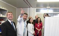 Uno de los proyectos de García-Page en Sanidad es que Castilla-La Mancha tenga los tiempos de respuesta más bajos de toda España en Urgencias hospitalarias