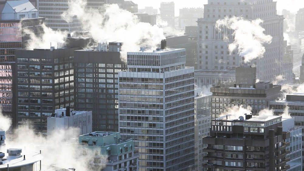 La contaminación, aliado de la tensión elevada en niños