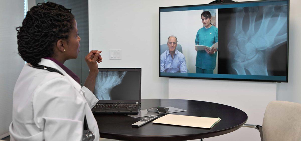 La telemedicina se convierte en una herramienta últil para mejorar la asistencia sanitaria