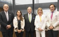 AMA Vida firma la póliza colectiva de Vida con el Colegio de Ópticos Optometristas de Andalucía