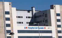 El Hospital del Sureste, en Madrid, realizará una maratón de donación de sangre el próximo 22 de mayo.
