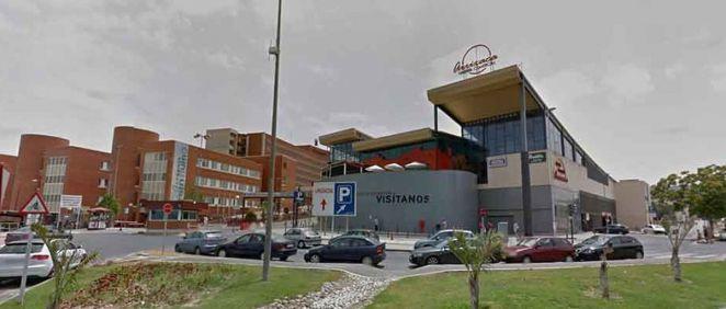 Hospital Virgen de la Arrixaca, donde el paciente sufrió los daños que le provocaron incontinencia fecal