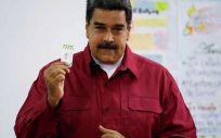Nicolás Maduro ha sido reelegido presidente de Venezuela en unas elecciones marcadas por la abstención
