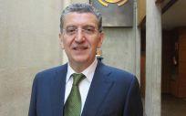 Sebastián Celaya, consejero de Sanidad de Aragón