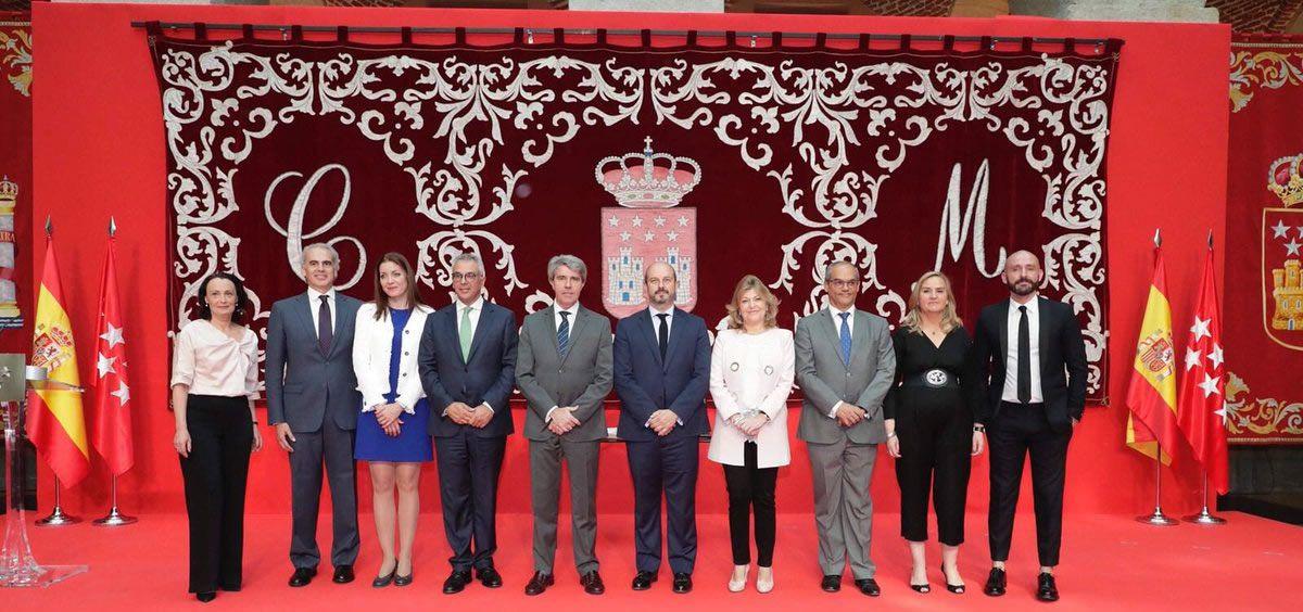 Enrique Ruiz Escudero repite como consejero de Sanidad de la Comunidad de Madrid