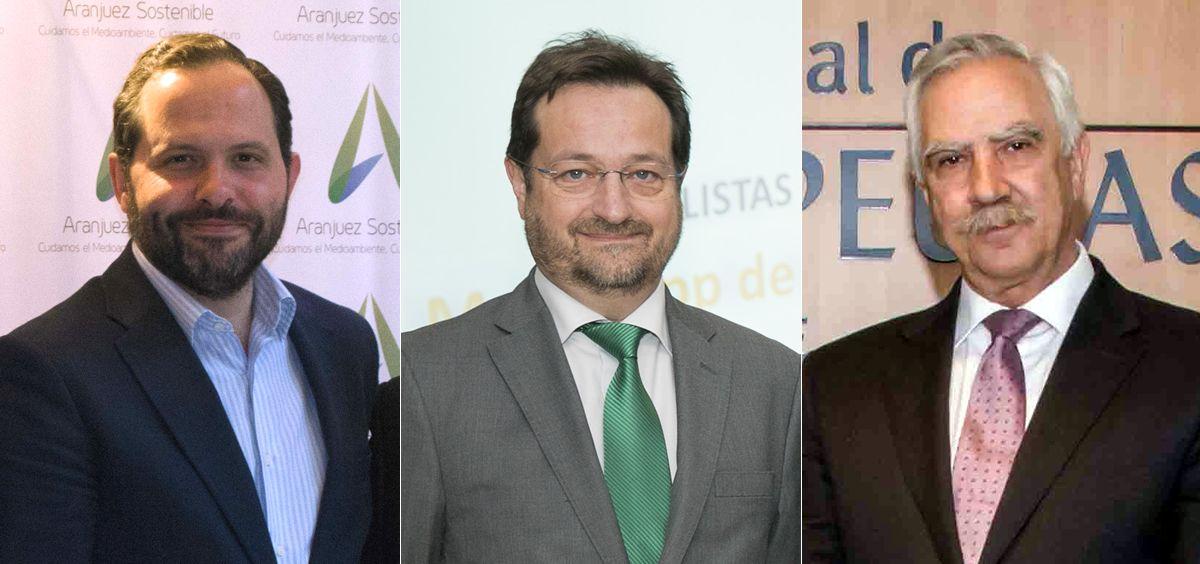 Diego Sanjuanbenito, Fernando Prados y Antonio Alemany son algunos de los cambios introducidos en la Consejería de Sanidad de Madrid.