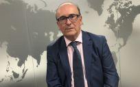 El doctor Antonio Asso, jefe de la Unidad de Arritmias del Hospital Universitario Miguel Servet de Zaragoza